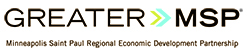 Greater Minneapolis St Paul Regional Economic Development Partnership logo